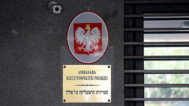 Polish embassy Israel