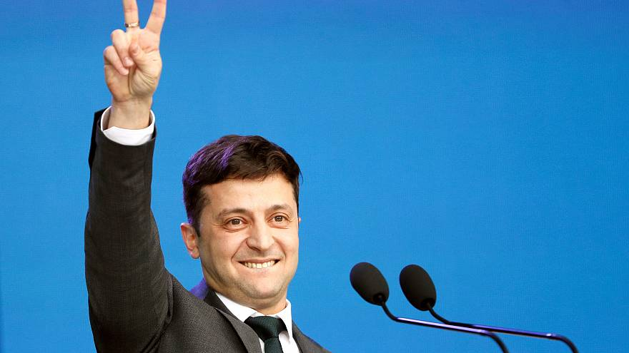 Date set for Zelenskyi inauguration in Ukraine amid claims of deliberate delays