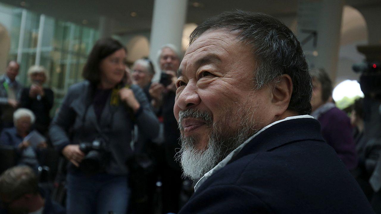 Maior retrospetiva de Ai Weiwei na Europa