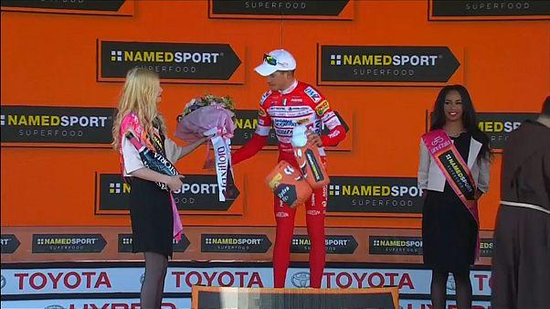 Masnada gana la sexta etapa del Giro y Conti se hace con la rosa