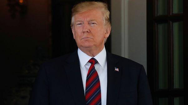 ترامب يقول إنه يأمل ألا تخوض أمريكا حربا مع إيران