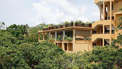 Eco-resort: Ayurveda by the beach