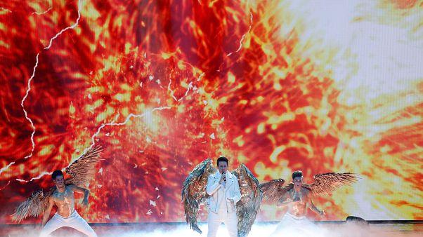Drama político no Festival da Eurovisão