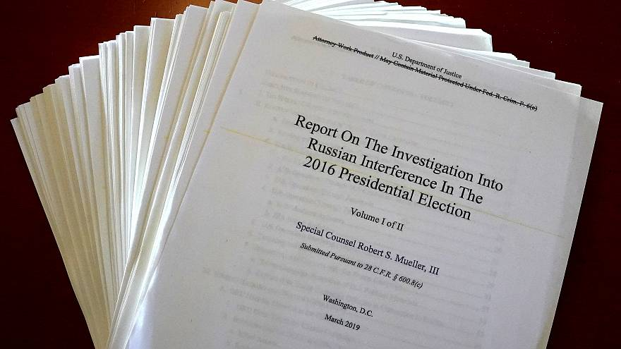 The Mueller Report on the Investigation into Russian Interference.