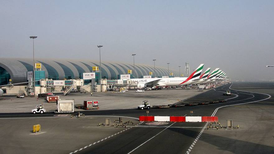 Dubai International Airport Terminal three