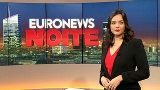 Euronews Noite | As notícias do mundo de 16 de maio de 2019
