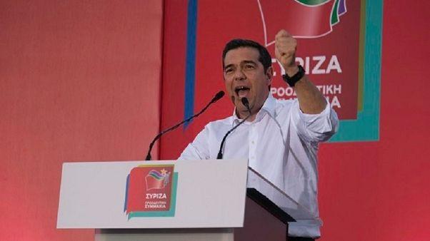 Α. Τσίπρας: «Η Ελλάδα των πολλών ενώνει τις επιθυμίες του λαού»