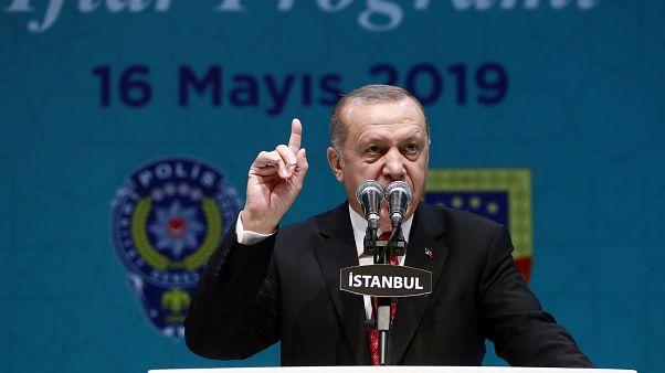 Cumhurbaşkanı Erdoğan'dan TÜSİAD'a: Bu dolarlar, bu avrolar sizleri kurtarmaz