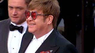 Elton Johnt ünnepelte Cannes