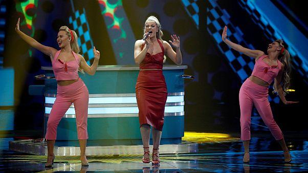 نیمه نهایی مسابقه آواز یوروویژن؛ کدام کشورها به فینال راه یافتند؟