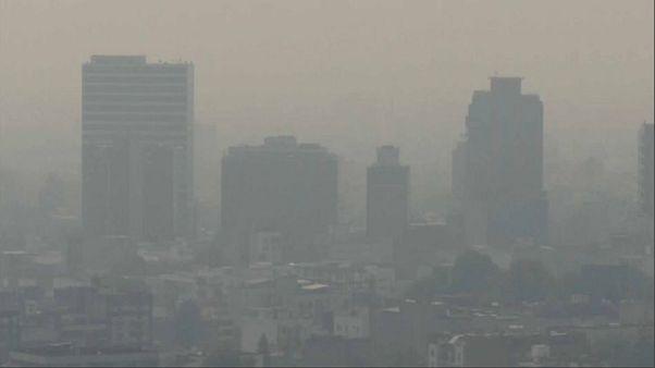 Inquinamento: Emergenza ambientale a Città del Messico