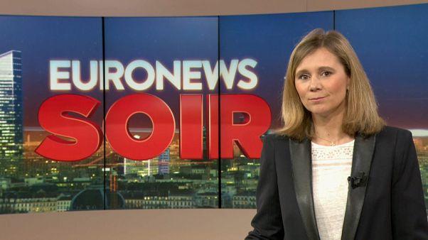 Euronews soir : l'actualité du 17 mai