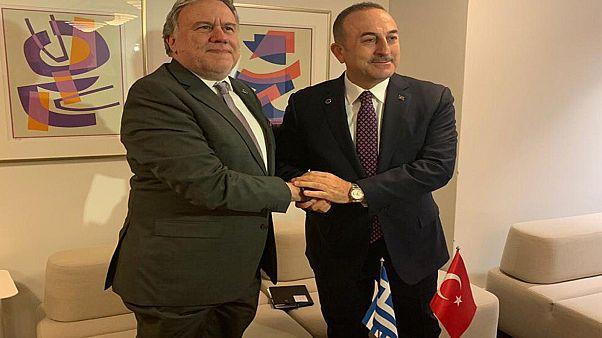 Κατρούγκαλος προς Τσαβούσογλου: «Παράνομες οι ενέργειες της Τουρκίας στην Κυπριακή ΑΟΖ»