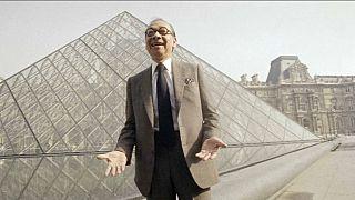 Leoh Ming Pei, l'architecte de la pyramide du Louvre, est mort