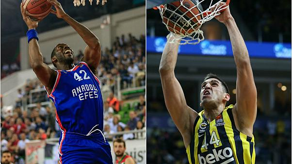 Final Four'da bir Türk derbisi: Fenerbahçe Beko mu Anadolu Efes mi?
