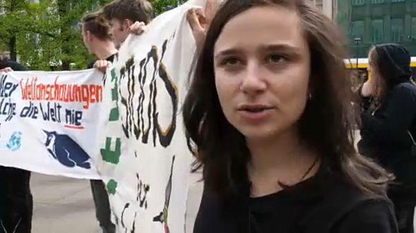 A klímaváltozás forró kampánytéma Németországban