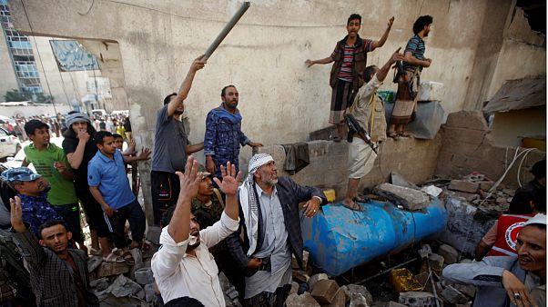 واکنش ایران به حملات ائتلاف عربستان به صنعا