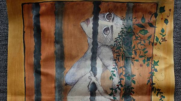 Nusaybin'den Tate Modern'e: Zehra Doğan'ın hikayesi