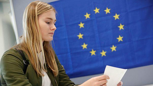 امید جوانان نسل هزاره به درخشش در انتخابات پارلمان اروپا