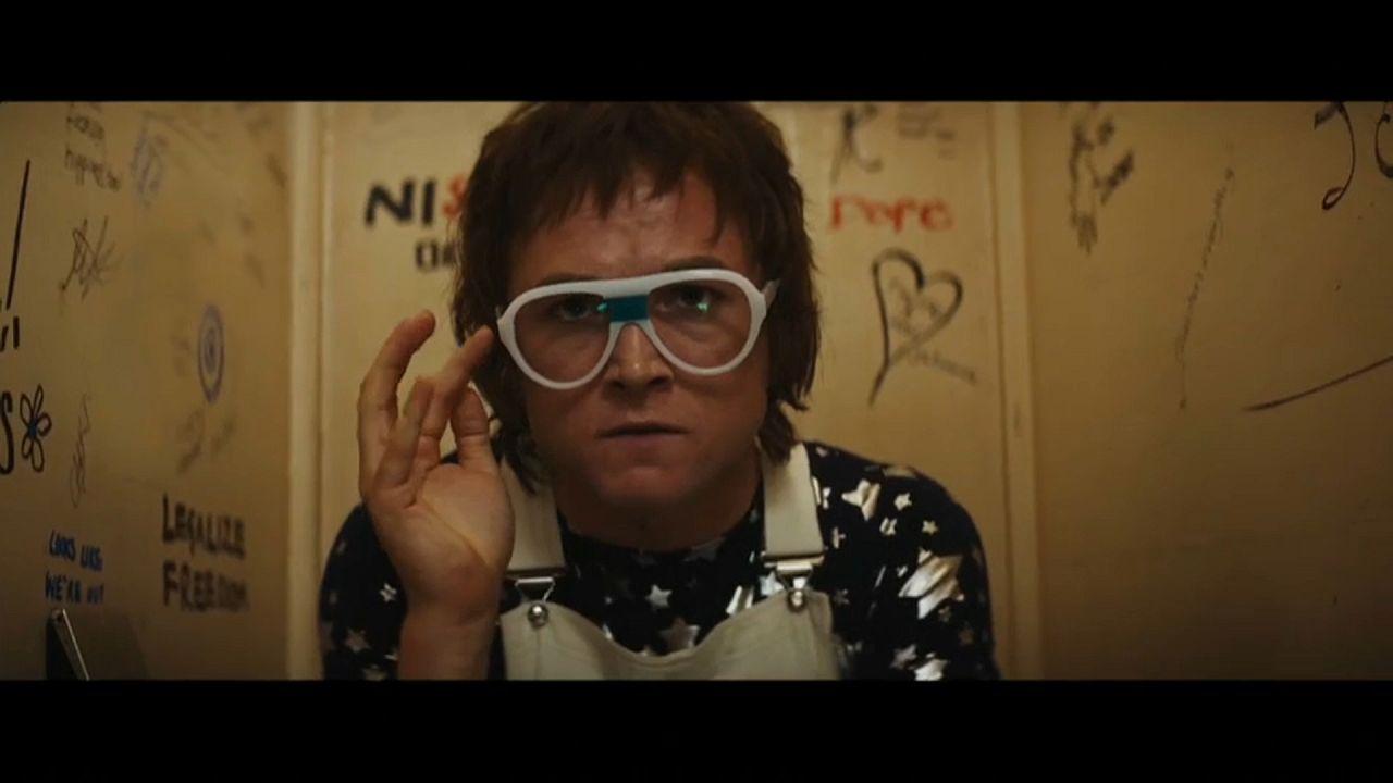 """""""Rocketman"""" feiert Premiere in Cannes"""
