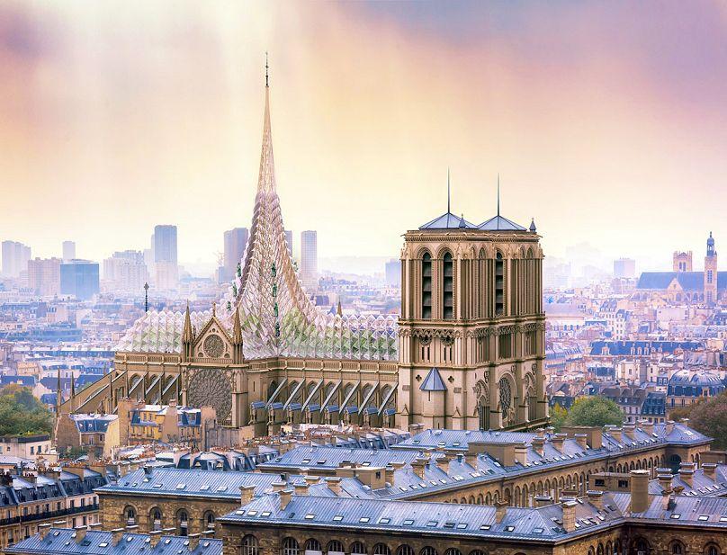 Vincent Callebaut vía worldarchitecture.org