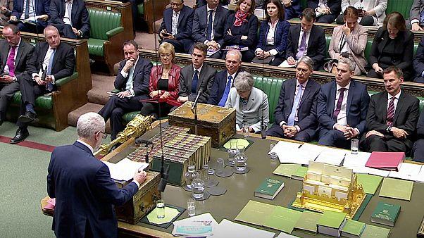 """بريطانيا: انهيار محادثات """"المحافظين"""" و""""العمال"""" بشأن """"بريكست"""""""