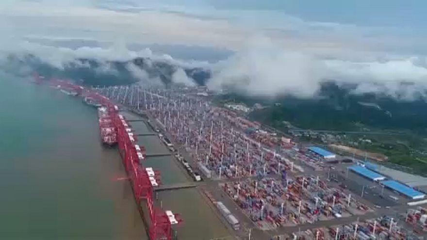 Guerra comercial entre EUA e China ao rubro