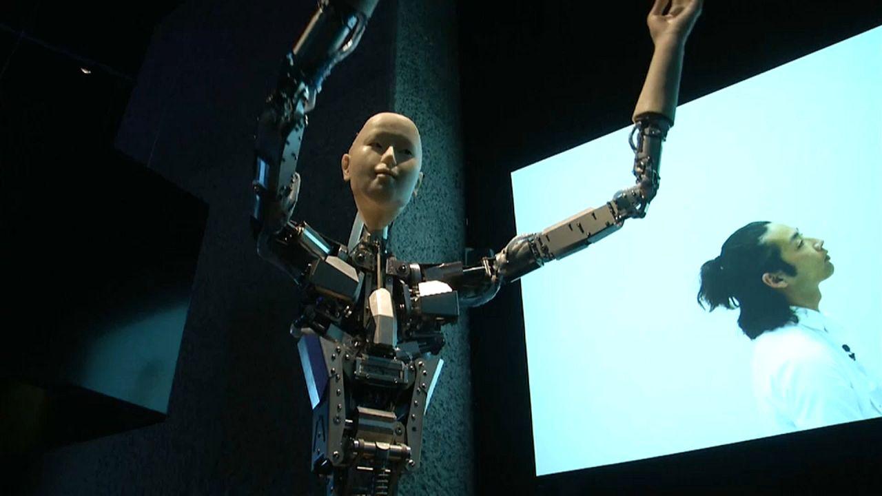 A mesterséges intelligenciáról nyílt tárlat Londonban