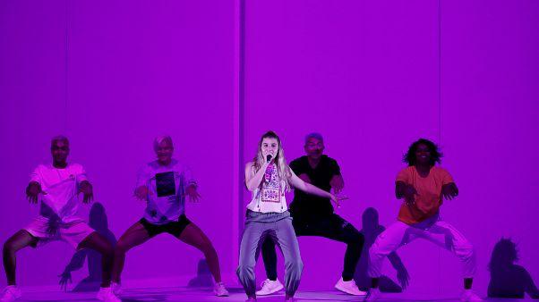 """مسابقة """"يوروفيجن"""".. مادونا تغني في الدور النهائي"""