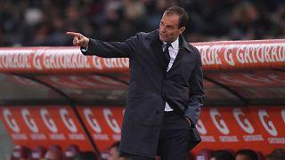 يوفنتوس يعلن رحيل المدرب ماسيميليانو أليغري في نهاية الموسم