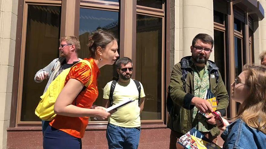Έκκληση προς τον Πούτιν για προστασία της ΛΟΑΤΚΙ κοινότητας