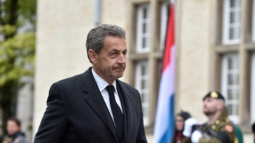Fransa Anayasa Konseyi Sarkozy'nin yargılanmasının önünü açtı