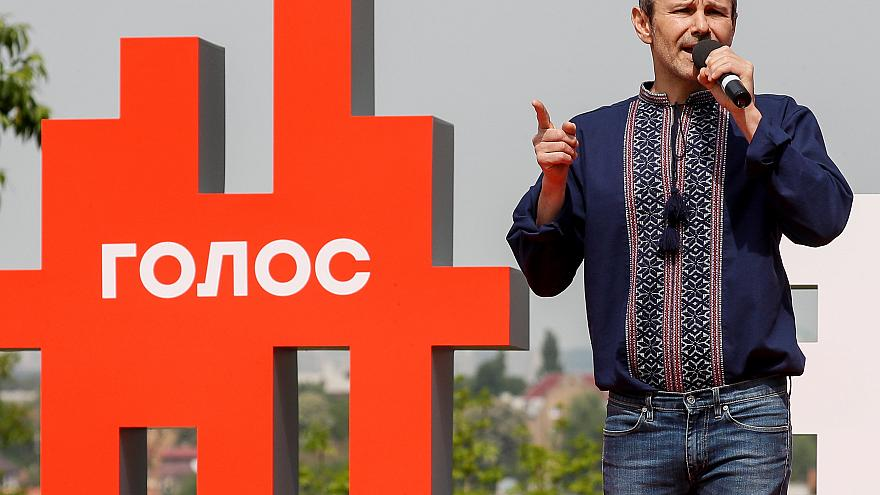 Вслед за президентом-актёром на Украине рок-музыкант хочет стать депутатом