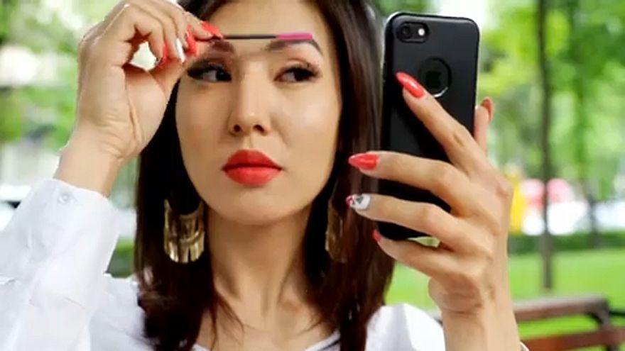 Le boom de la chirurgie des yeux en Asie centrale