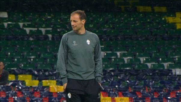 Allegri vai deixar a Juventus