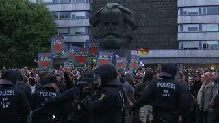 Chemnitz: a szélsőjobb fellegvára