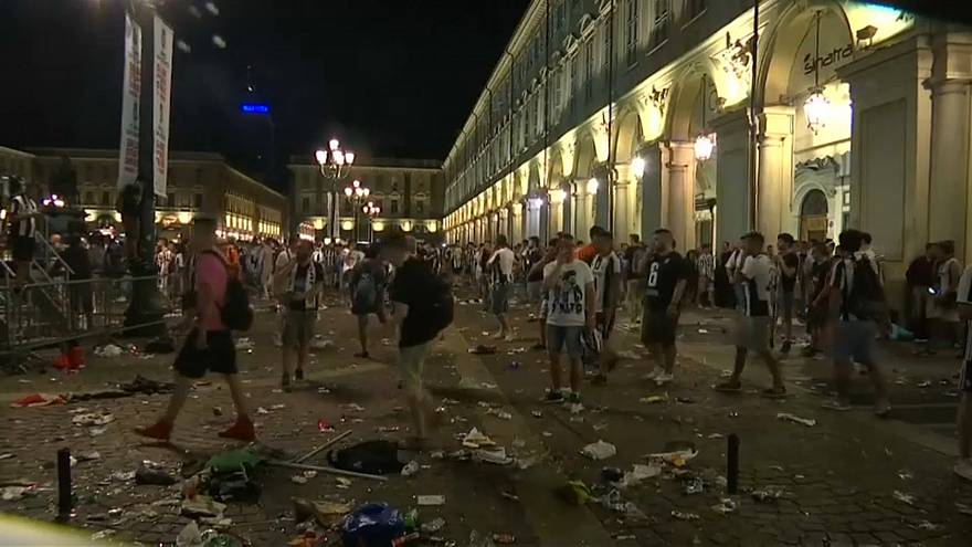 Torino, quattro condanne a 10 anni per gli incidenti di Piazza San Carlo