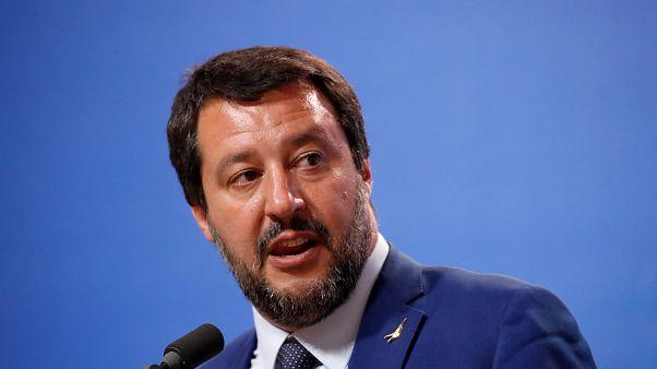 Salvini: Európa ellenségei vannak hatalmon