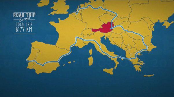رحلة أوروبا تصل إلى بولندا في أسبوعها التاسع