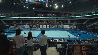 Road to Minsk: contagem decrescente para os Jogos Europeus