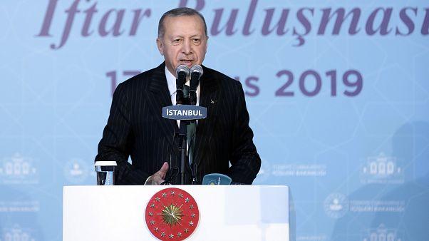 Cumhurbaşkanı Erdoğan: Oyları çaldılar, bu kadar basit