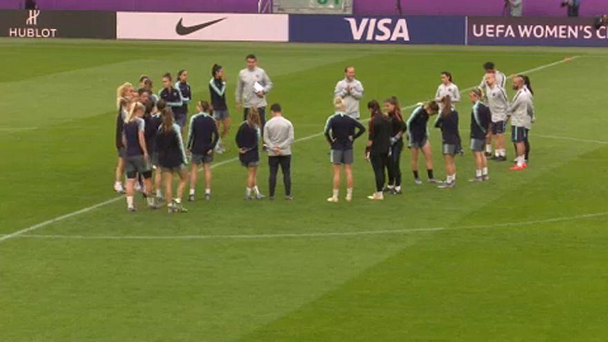 Már a döntőre készül a Lyon és Barcelona női labdarúgócsapata