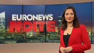 Euronews Noite   As notícias do mundo de 17 de maio de 2019