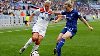 Lyon to play underdog Barcelona in UEFA Women's Champions League Final