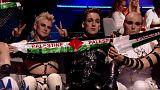 Eurovisión 2019: Los representantes de Islandia muestran banderas de Palestina durante los votos