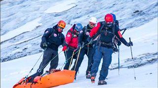 الأرجنتين: العثور على جثة يعتقد أنها لمتسلق جبال إسباني مفقود منذ 30 عاما