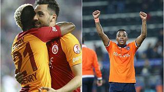 Süper Lig'de şampiyonluk düğümü çözülüyor: Galatasaray-Başakşehir maçı TSİ 19:00'da