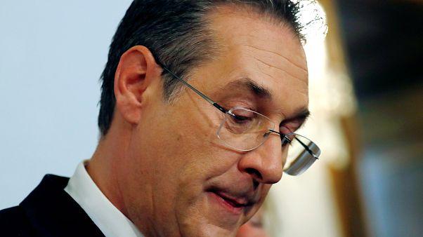 Αυστρία: Παραιτήθηκε ο ακροδεξιός αντικαγκελάριος Στράχε