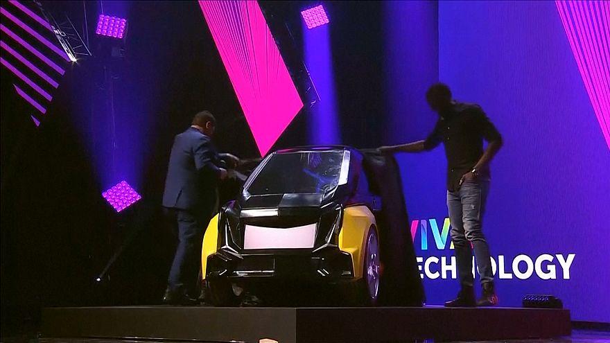 Usain Bolt 10 bin dolarlık otomobiliyle elektrikli araç piyasasına hızlı girdi