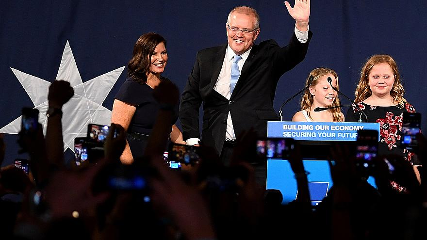 Parlamentswahl in Australien: Überraschungserfolg für Regierung